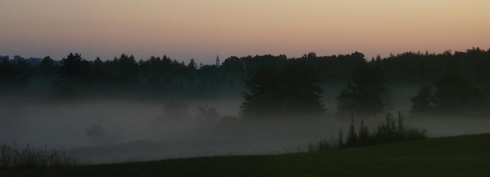 Distant Clocktower