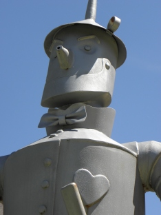 Cheboygan Tin Man